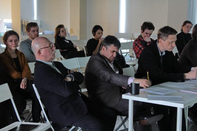 Защита «малых» проектов студии «Убираем мусор» в школе МАРШ. Фото: МАРШ
