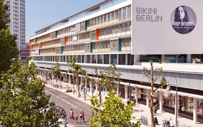 Bikini Berlin © Franz Brück