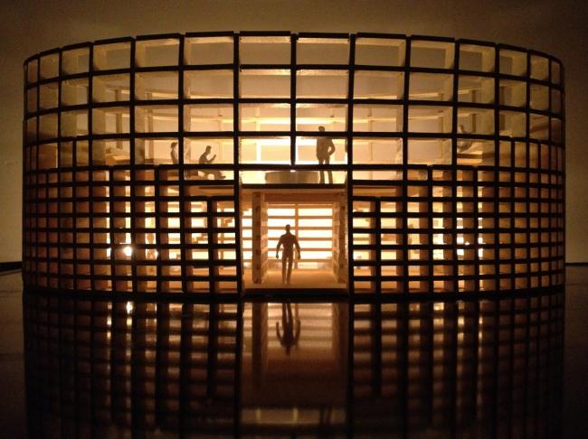 Многофункциональное пространство Государственного Исторического Музея «Форум». Фото макета © Citizenstudio