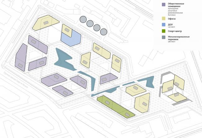 План 1 этажа © Четвертое измерение