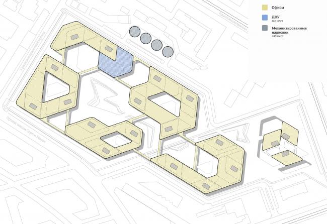 План 2 этажа © Четвертое измерение