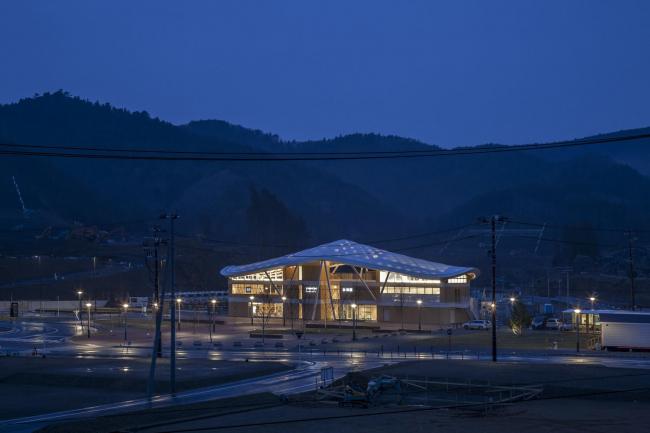 Станция Онагава © Hiroyuki Hirai