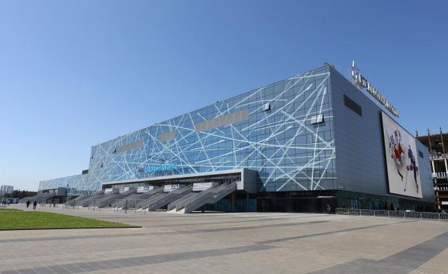 ВТБ Ледовый дворец. Фото: «Айкью Фасад» Фасадные системы