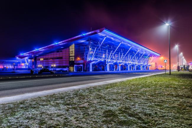 Морской пассажирский терминал. Вокзал №2 (круизный) © «А.Лен»