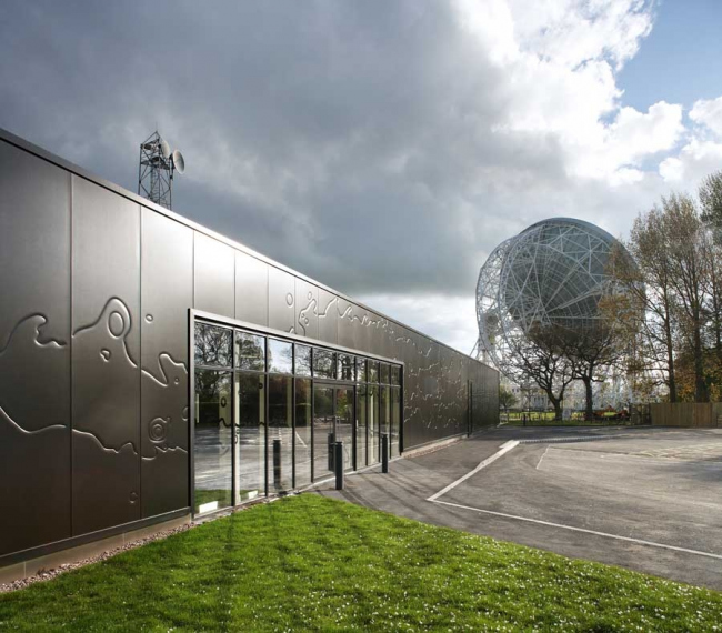 Центр открытия науки обсерватории Джодрелл-Бэнк