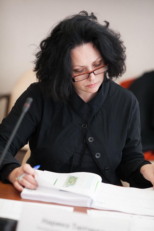Наринэ Тютчева. Фото предоставлено АБ «Рождественка»