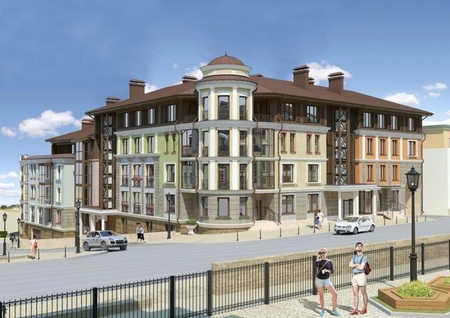 Проект планировки застроенной территории, подлежащей развитию, в Рязани. Изображение предоставлено оргкомитетом фестиваля