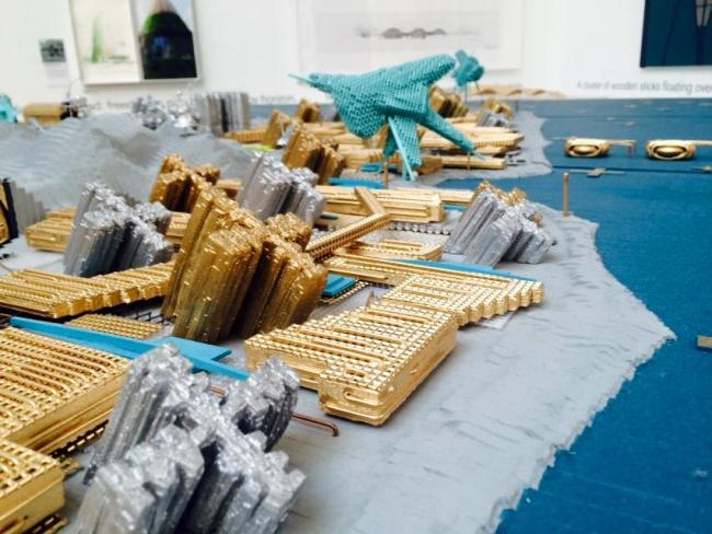 Итоговая выставка в Королевской академии © Мария Тюльканова