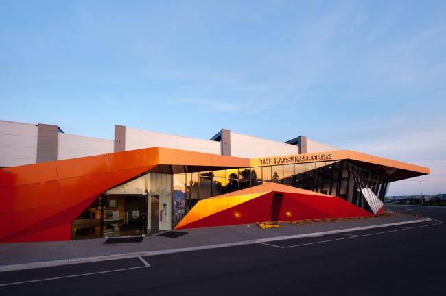 """Комплекс """"Katsumata Centre"""". Фотография предоставлена Alucobond®"""