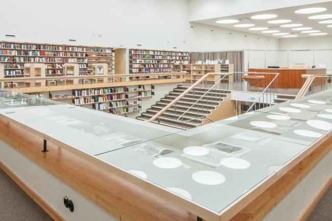 Библиотека Алвара Аалто в Выборге © Денис Есаков