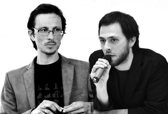 Андрей и Никита Асадовы. Фотография предоставлена оргкомитетом фестиваля «Зодчество»