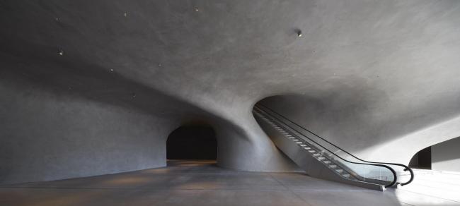 Музей Фонда искусств Броуд The Broad © Hufton + Crow. Предоставлено The Broad и Diller Scofidio + Renfro