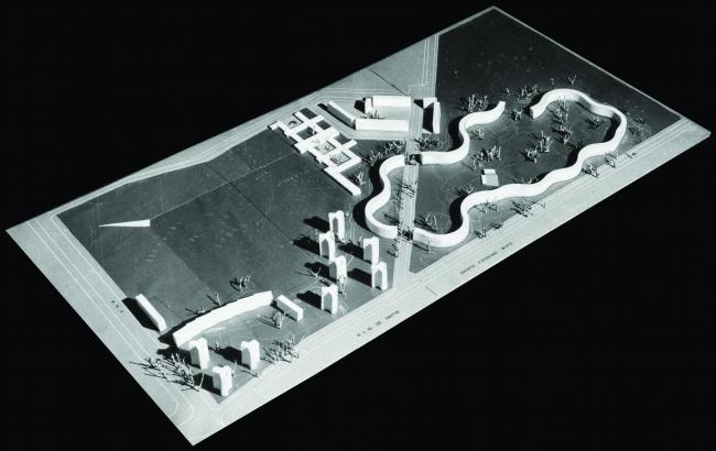 Жилой дом Serpentin («Серпантин»). Оригинальный макет. Изображение предоставлено RVA