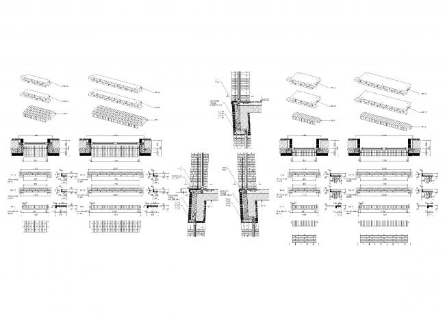 Жилой Комплекс «Арт хаус». Схемы © Сергей Скуратов ARCHITECTS