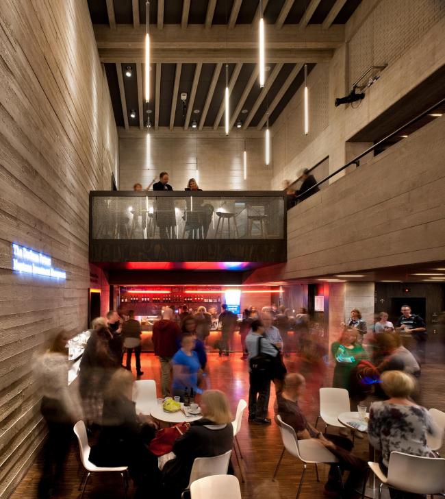 Королевский национальный театр в Лондоне © Philip Vile
