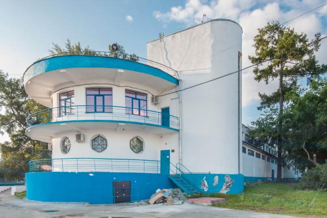 Спортивный комплекс «Динамо». 1929. Архитектор В.Д. Соколов © Денис Есаков