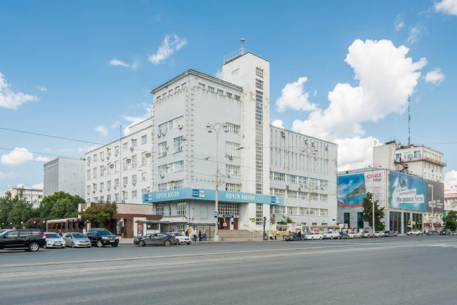 Здание главпочтамта. 1934. Архитектор Соломонов © Денис Есаков