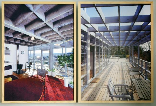 Фрагмент экспозиции «Фабрика архитектуры». 2015. Фото Виктории Воронцовой