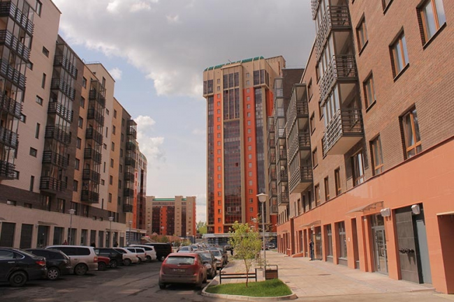 Жилой комплекс «Малые кварталы». Фото: malye-kvartaly.anh-krasnoyarsk.ru