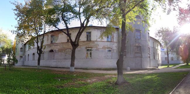 Фабрика-кухня в Самаре. Фотография 2013 года. Изображение предоставлено Виталием Стадниковым