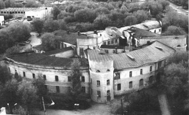 Фабрика-кухня в Самаре. Фотография сделана между 1944 и 1998 годами. Изображение предоставлено Виталием Стадниковым