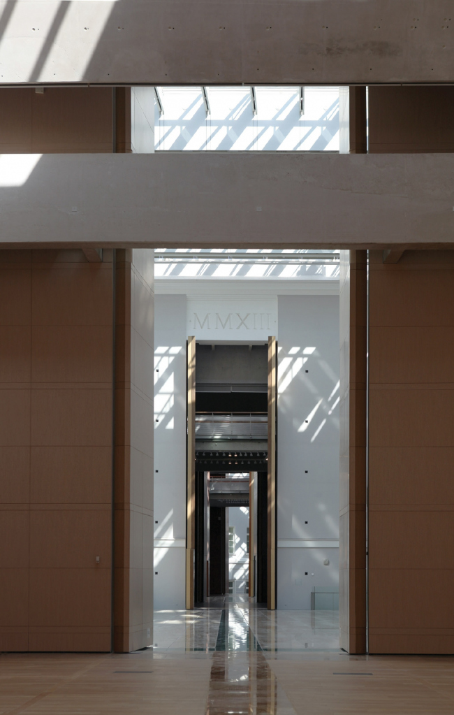 Государственный Эрмитаж, новая Большая Анфилада в восточном крыле Главного Штаба, Санкт-Петербург © «Студия 44»