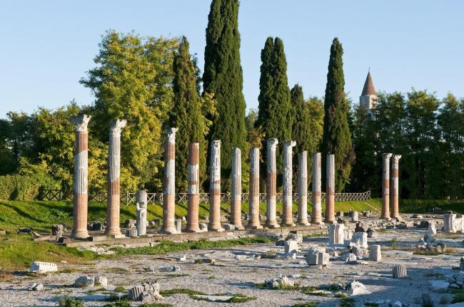 Форум Аквилеи. Современный вид © Gianluca Baronchelli