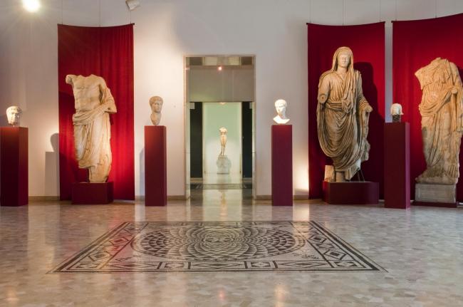 Археологический музей в Аквилее © Gianluca Baronchelli