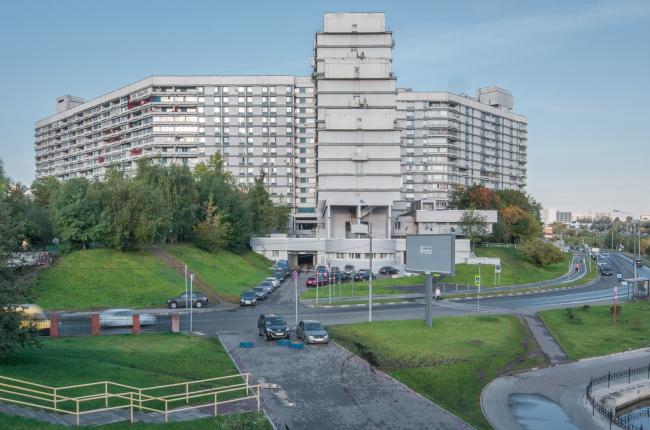 Образцовый перспективный жилой район Чертаново-Северное © Денис Есаков