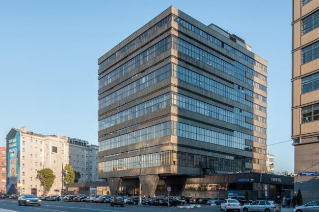 Главный вычислительный центр Госплана СССР на проспекте Академика Сахарова © Денис Есаков