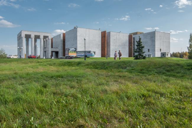 Музей В.И. Ленина в Горках Ленинских © Денис Есаков