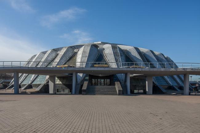 Универсальный спортивный зал «Дружба» в Лужниках © Денис Есаков