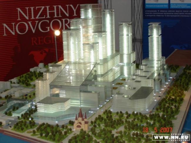 Проект «Стрелка-Сити» на выставке MIPIM в Каннах