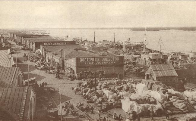 С открытки типографии М.П. Дмитриева. Издание 1911
