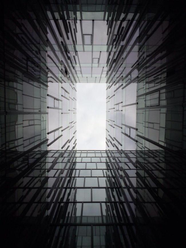 Здание компании Novartis в Шанхае © Samuel Born
