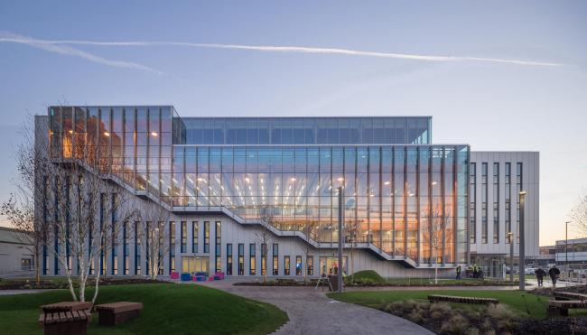 Здание медиакомпании Sky – Sky Believe in Better Building © Simon Kennedy