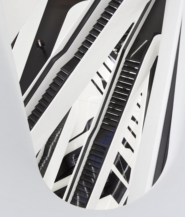 Бизнес-центр Dominion Tower © Hufton + Crow