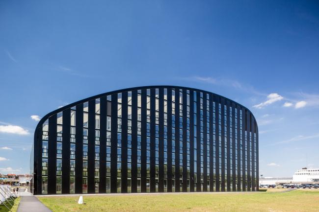 Здание агентства Bruxelles Environnement © cepezed | Léon van Woerkom