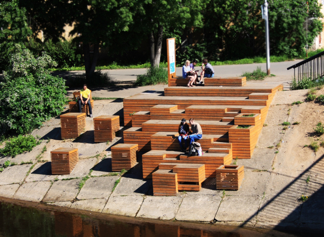 Проект «Активация» в Вологде © Проектная группа 8