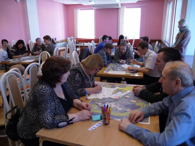 Программа благоустройства дворов в Выксе в рамках фестиваля «Арт-овраг» © Проектная группа 8