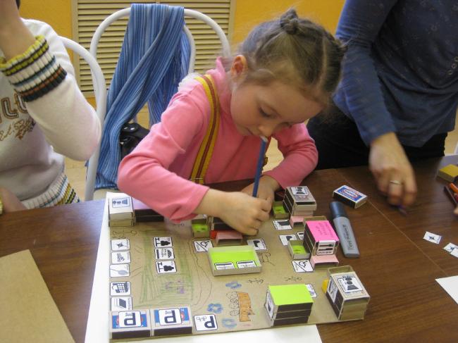 Воркшопы и дизайн-игры © Проектная группа 8