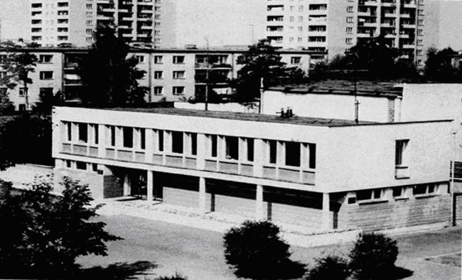 Библиотеки Блохинцева в Дубне. Архивная фотография. Предоставлено ПАНАКОМ
