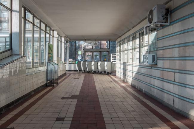 «Студенческая» © Денис Есаков