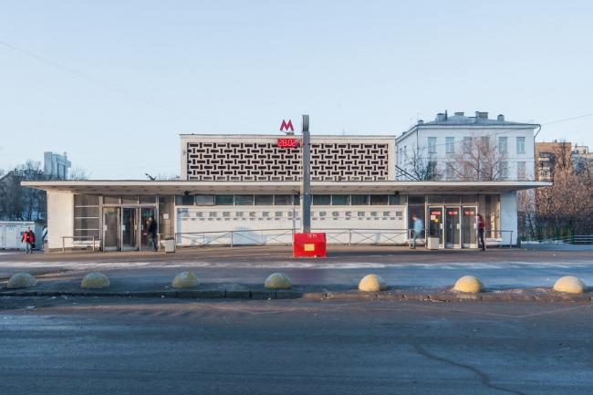 «Ленинский проспект» © Денис Есаков