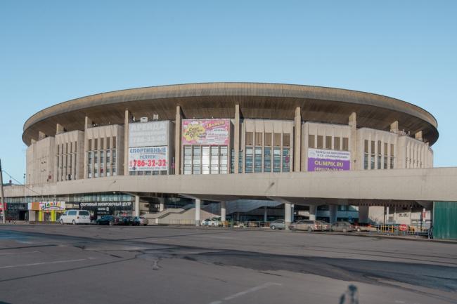 Олимпийский спорткомплекс на проспекте Мира © Денис Есаков