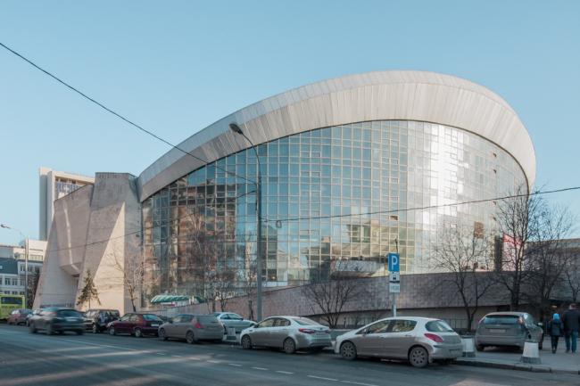 Олимпийский спорткомплекс на проспекте Мира. Бассейн © Денис Есаков