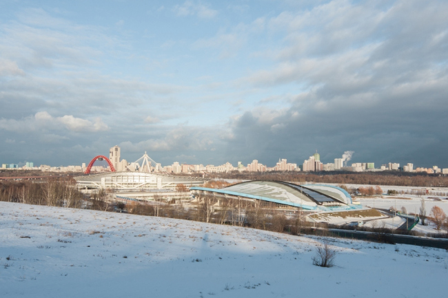 Велотрек в Крылатском © Денис Есаков