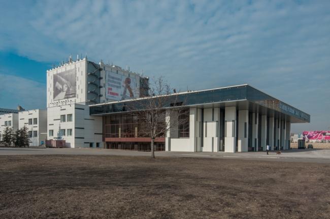Олимпийская деревня. Концертный зал © Денис Есаков