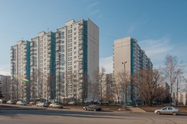 Олимпийская деревня © Денис Есаков