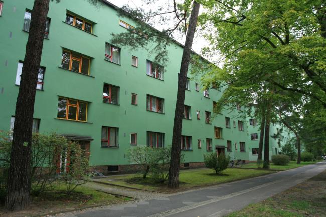 Бруно Таут. Поселок «Хижина дяди Тома». Берлин, 1926–1931